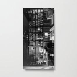 A Novel's Dream Home Metal Print
