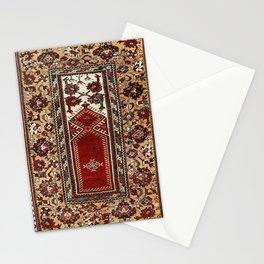 Milas West Anatolian Niche Rug Print Stationery Cards