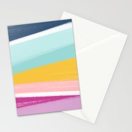 Summer Chalk Party Stationery Cards