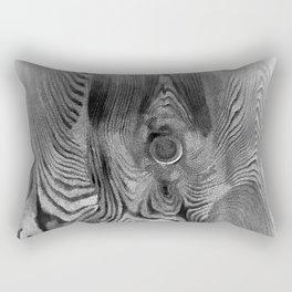 Dark Angel Night Terrors Rectangular Pillow