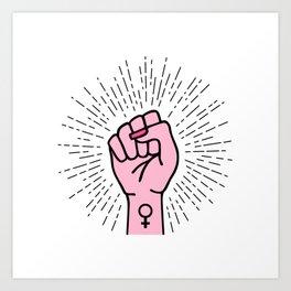 Woman Symbol Art