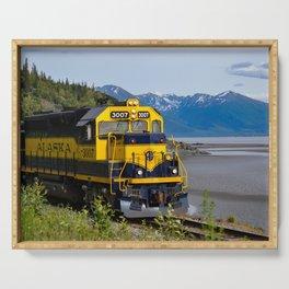 5298 - Alaska Passenger Train Serving Tray