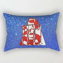 AUSTRIA – Glitter Rectangular Pillow