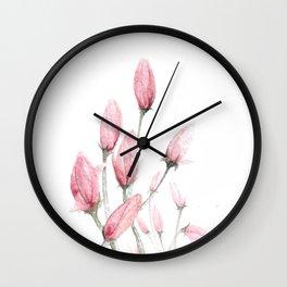 Pinkness I Wall Clock