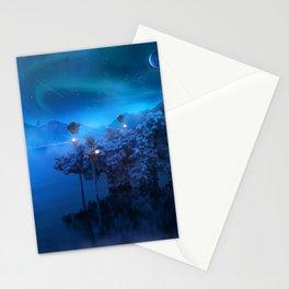 Generative&Aurora Stationery Cards