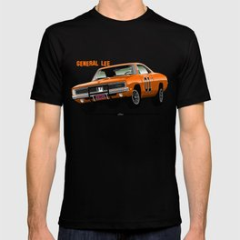 General Lee Dodge Charger T-shirt