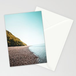 Ocean Line Stationery Cards
