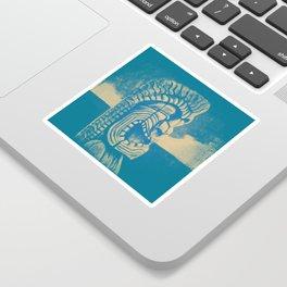 Ku #1 Sticker