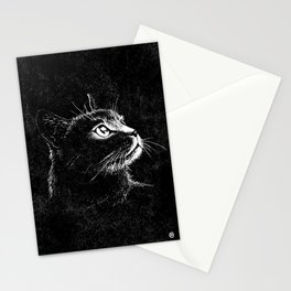 Cat Portrait Stationery Cards