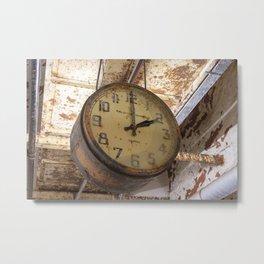 Time stood still 1 Metal Print