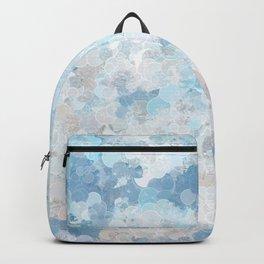 Graffiti dream - blue and nude Backpack