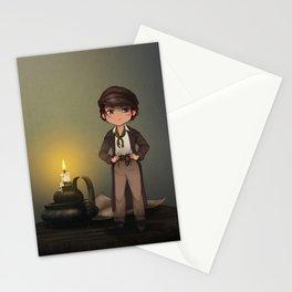 Chibi Eponine Stationery Cards