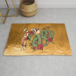 Real Poison Rug