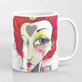 Queen of Hearts, Wait Till I Loose My Temper Coffee Mug