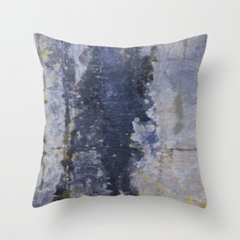 Concrete Jungle #1 Throw Pillow