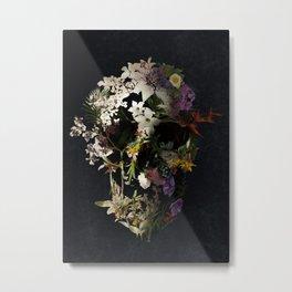 Spring Skull 2 Metal Print