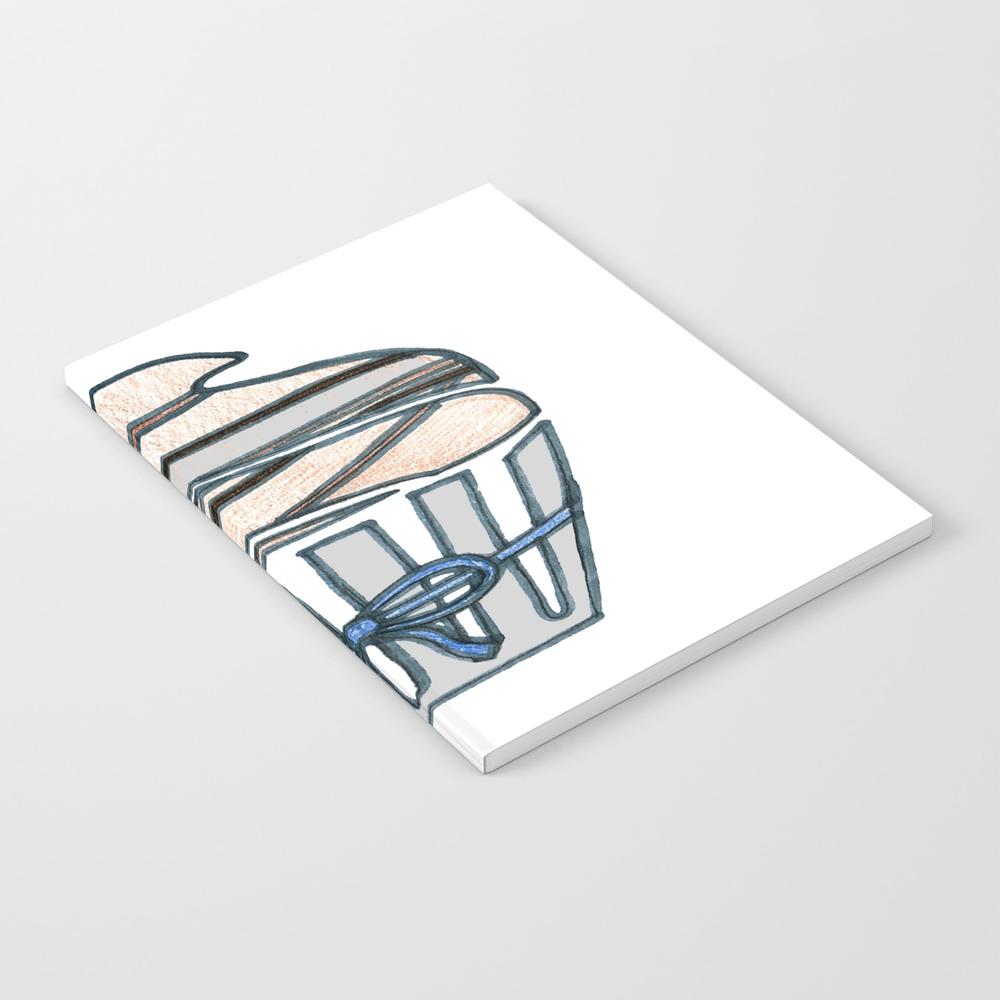 Peanut Butter Cup Cupcake Notebook by Designthebranch NBK7823996