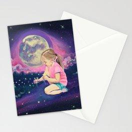 Sawyer's Stardust Stationery Cards