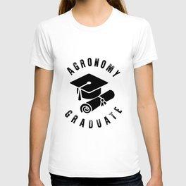 Agronomy Graduate - Agronomist Design T-shirt