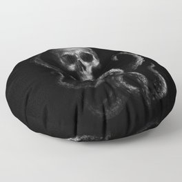 Skullapus Floor Pillow