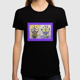 Mirth Jugglers #1 & #2 Together T-shirt