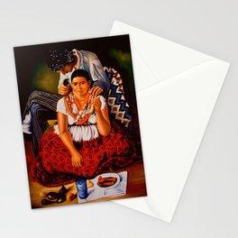 China Poblana Stationery Cards