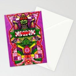 Sacred Cactus Totem Stationery Cards