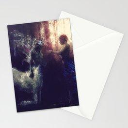 Centaur Girlfriend Stationery Cards