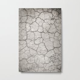 Desert Sand II Metal Print