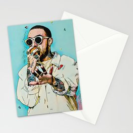 Mac Miller Custom Lyrics Poster, Canvas Print, Home Decor, Gift Poster, Personalised Canvas Stationery Cards