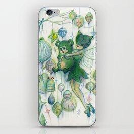 Merry Beary iPhone Skin