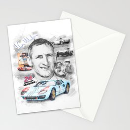 Ken Miles Stationery Cards