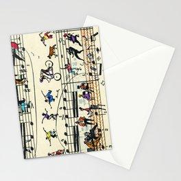 6 etude Stationery Cards