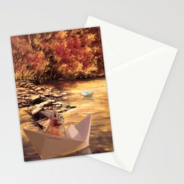 Autumn Voyage Stationery Cards