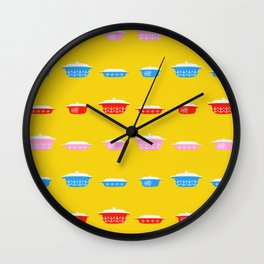 Kitschy Kitschen Wall Clock