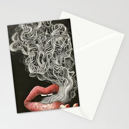 Hidden Message Stationery Cards
