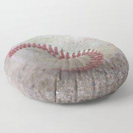 Baseball Floor Pillow