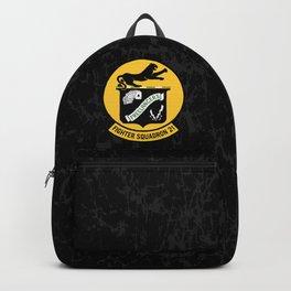 Fighter Squadron Twenty One VF-21 Freelancers Backpack