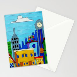 The Clock Tower Stationery Cards
