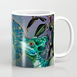 Basilisk Lizard Coffee Mug