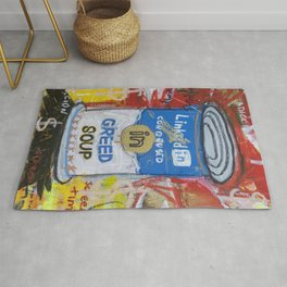 Greed Soup Preserves Rug