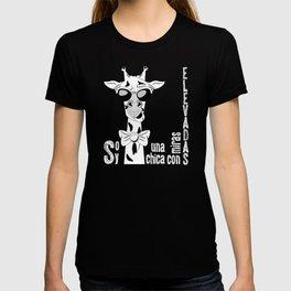Funny Giraffe V0 T-shirt