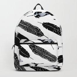 Frozen Feather Backpack