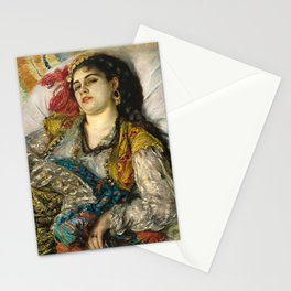 Pierre-Auguste Renoir - Odalisque Stationery Cards