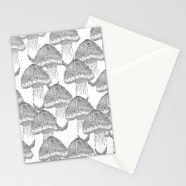 Mushrooms Festival Stationery Cards