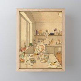 Afternoon Tea Framed Mini Art Print