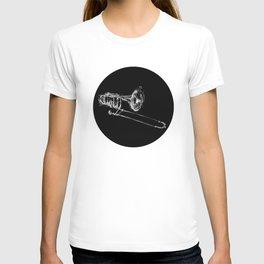Black Trombone T-shirt