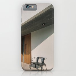 Modern Architecture in Buenos Aires iPhone Case