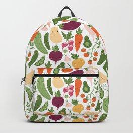 Cute vegetables Backpack