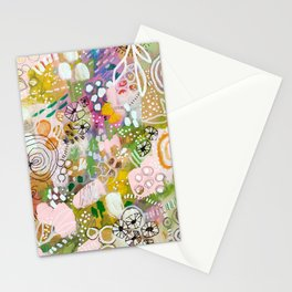 A Garden By The Sea Stationery Cards